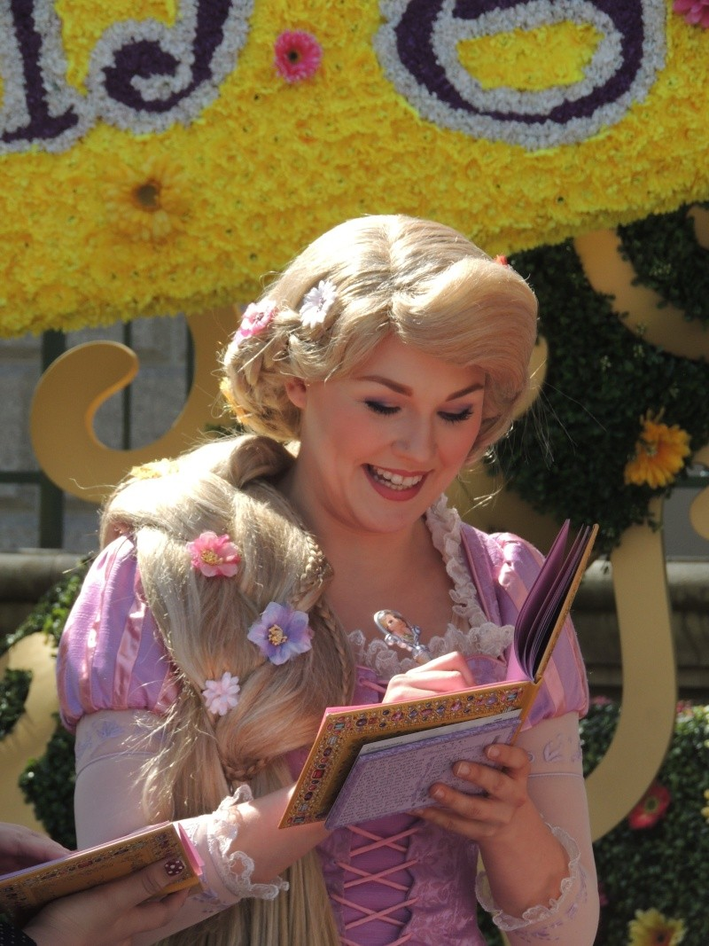 Festival du Printemps du 1er mars au 31 mai 2015 - Disneyland Park  Dscn7410