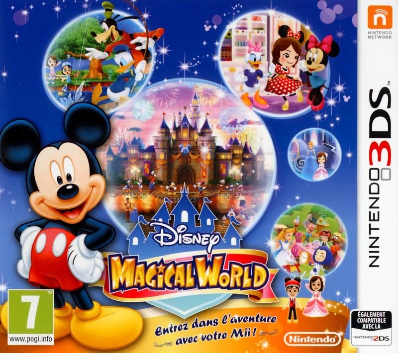 Disney Magical World  [3ds] Jaquet10