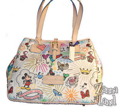 Disney Dooney & Bourke - maroquinerie Largew10
