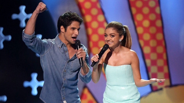Teen Choice Awards 2014 : les récompenses pour Disney Posey_11