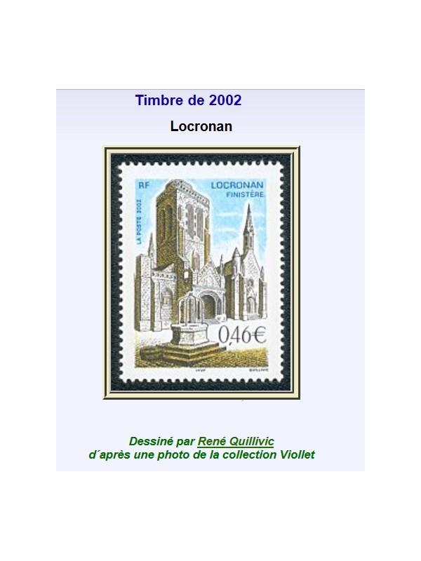 LES TIMBRES DU FINISTERE - Page 2 T152