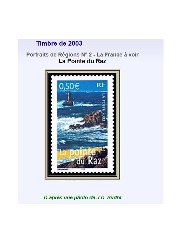 LES TIMBRES DU FINISTERE - Page 2 T156