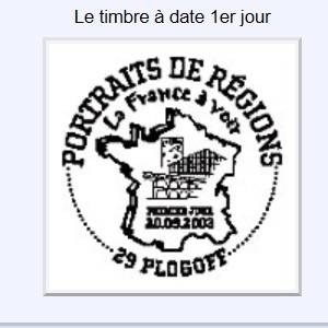 LES TIMBRES DU FINISTERE - Page 2 T158