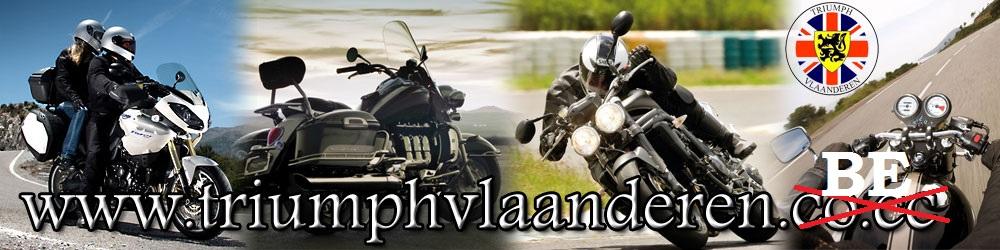 :.. www.TriumphVlaanderen.be ..: