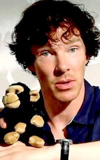 Benedict Cumberbatch Avatars 200x320 pixels Sherlo10