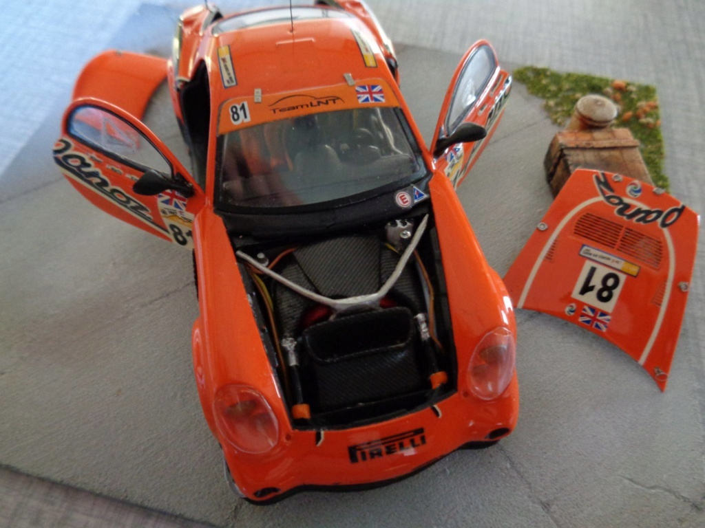 panoz esperante gtlm le mans 2007 kit provence miniature 15844410