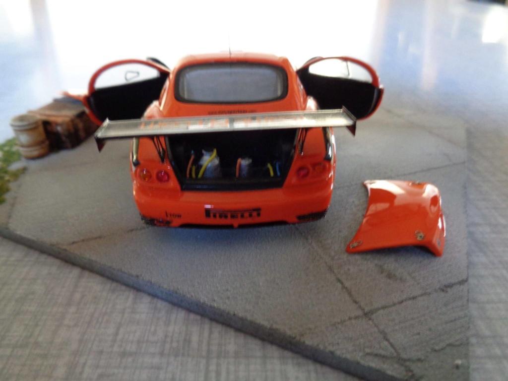 panoz esperante gtlm le mans 2007 kit provence miniature 15875410