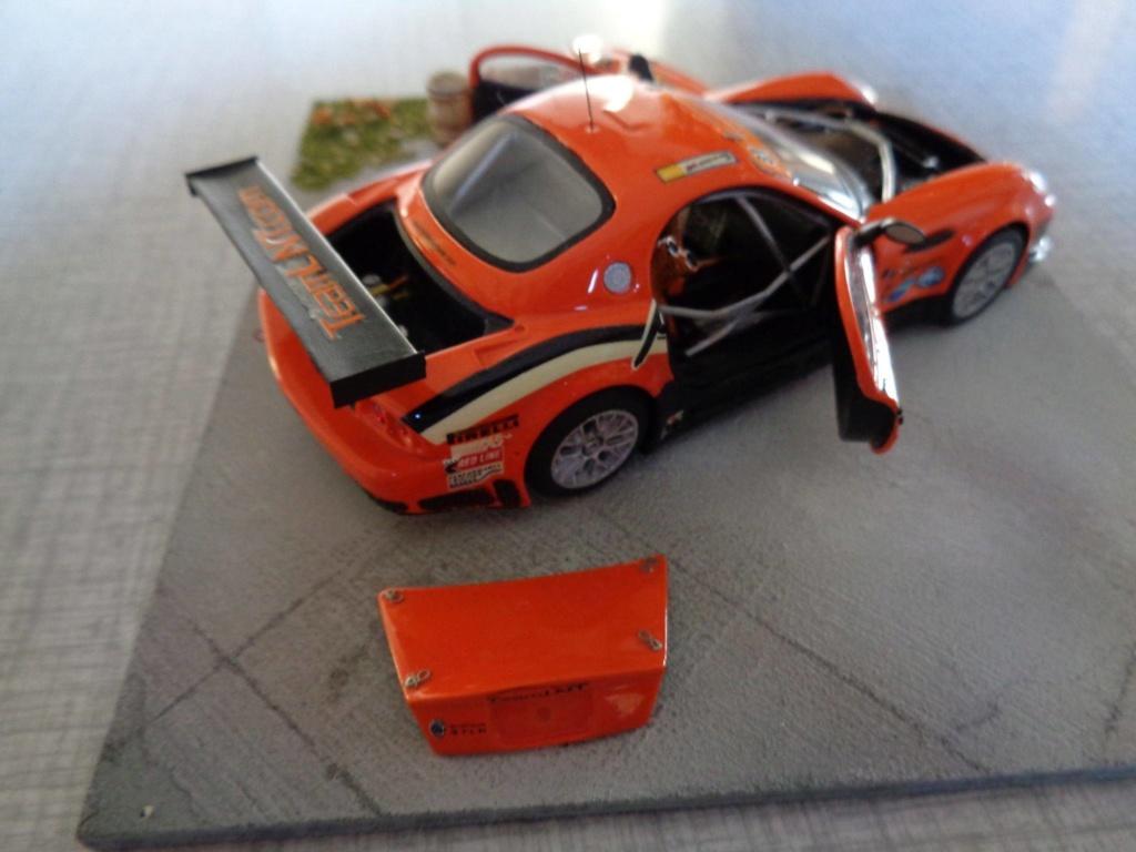 panoz esperante gtlm le mans 2007 kit provence miniature 15875411