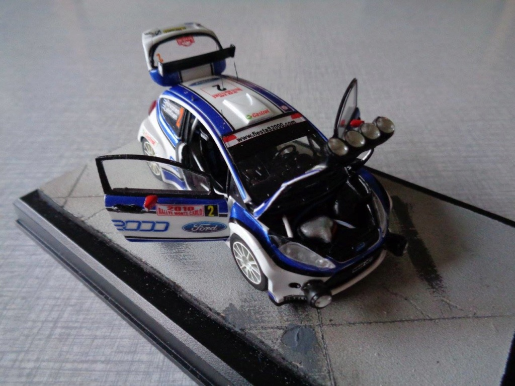 ford fiesta rally monte carlo 2010 kit provence moulage 15972710
