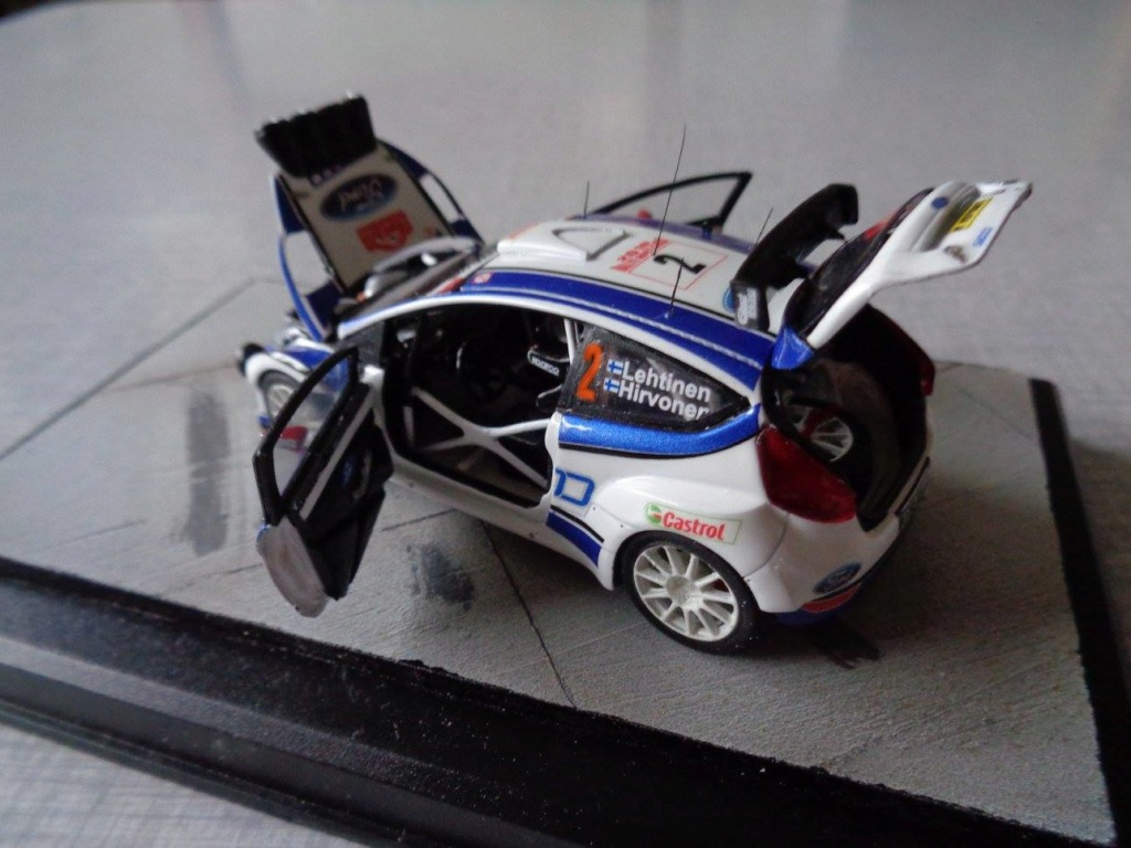 ford fiesta rally monte carlo 2010 kit provence moulage 15995010
