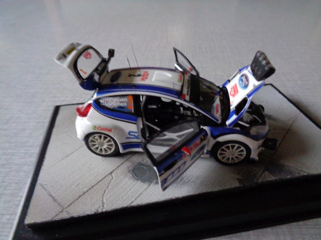 ford fiesta rally monte carlo 2010 kit provence moulage 15995011