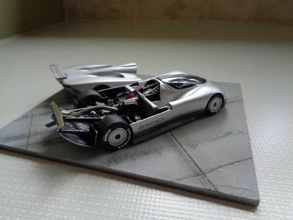 oldsmobile aerotech speed record kit formula models 20247910