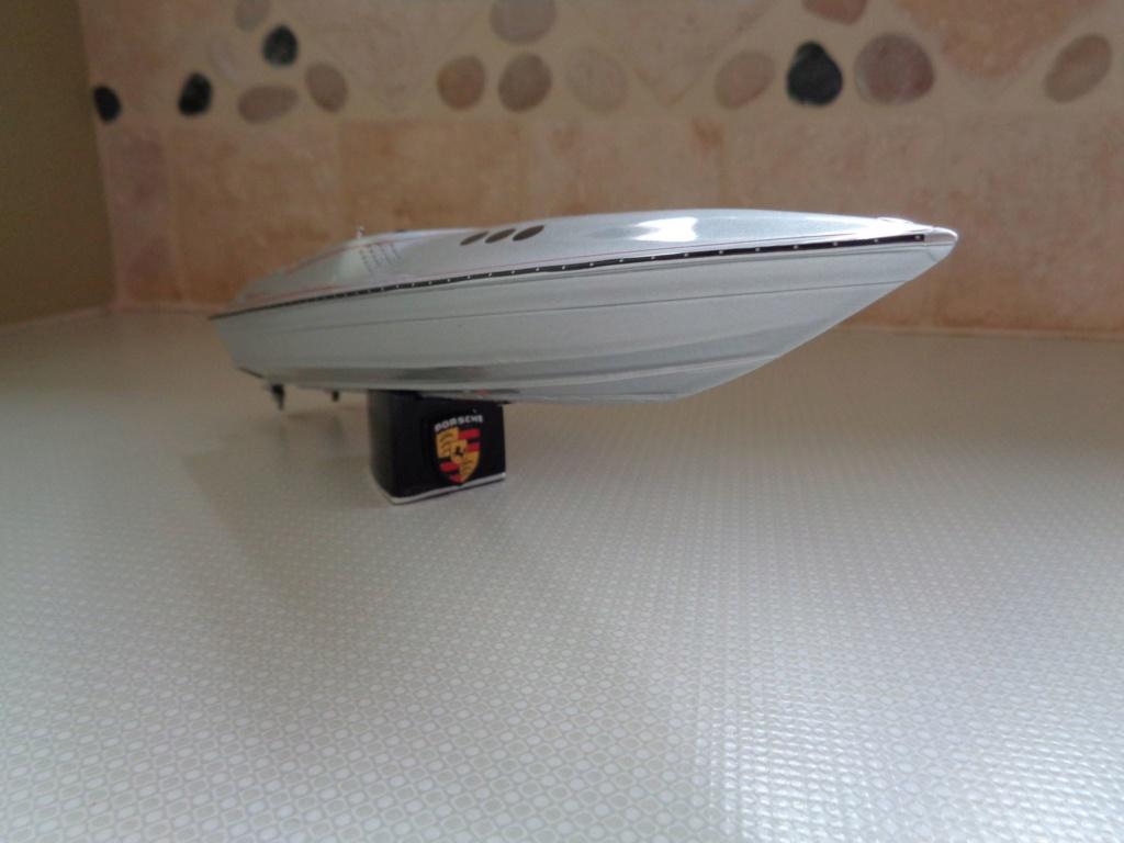 concept boat porsche design kineo 1985 rétromobile 2001 kit provence moulage 21167710