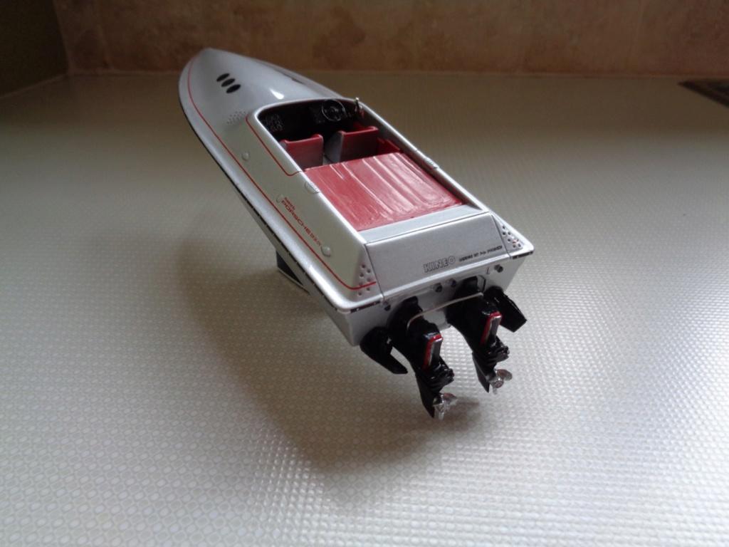 concept boat porsche design kineo 1985 rétromobile 2001 kit provence moulage 21200810