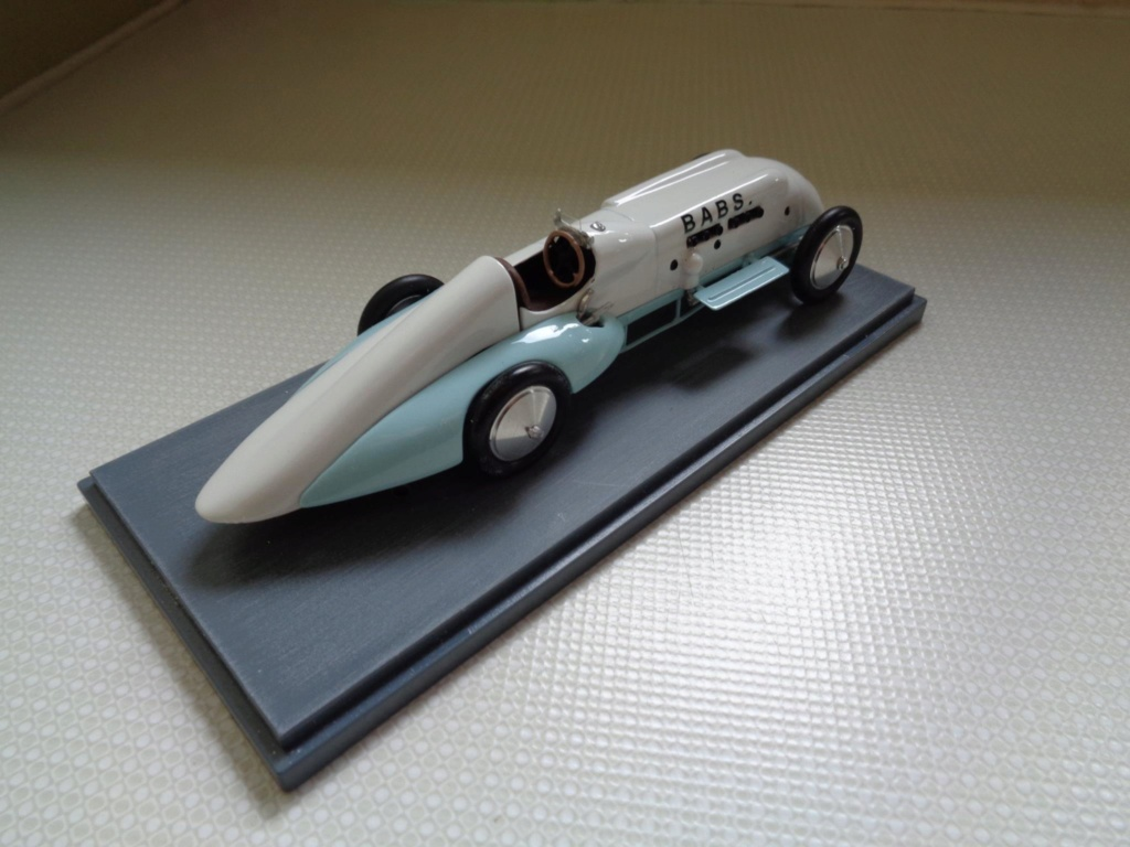 babs pendine sands 1926 kit mach one models 21427110