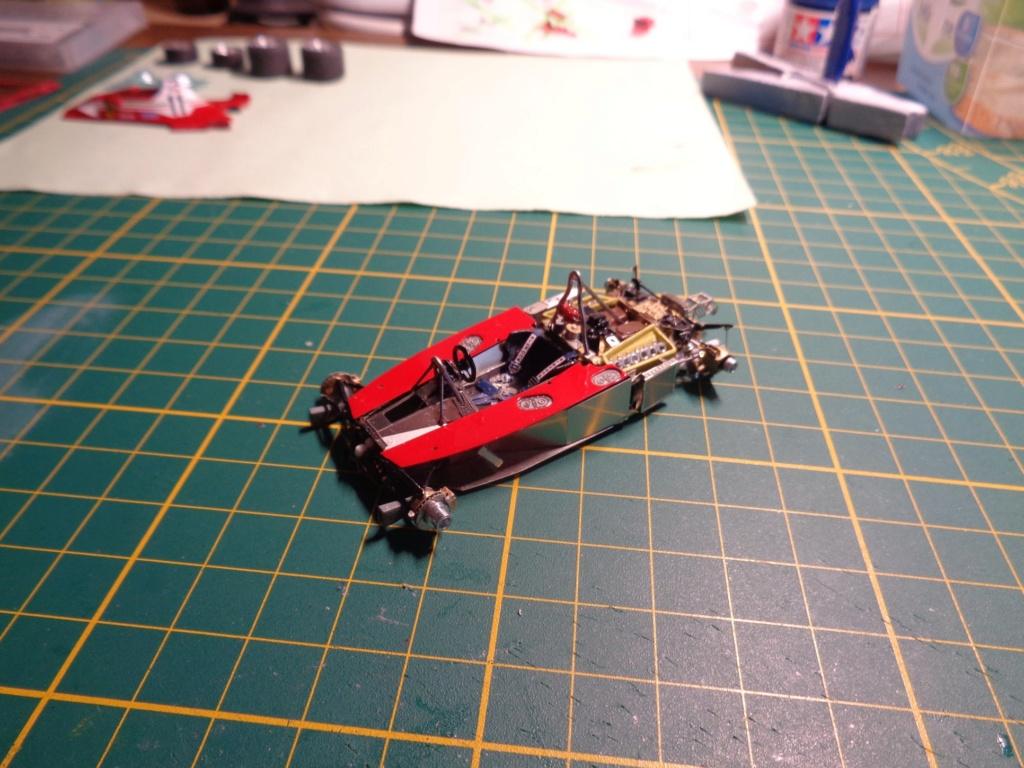 un pas a pas ferrari 312t2 niki lauda gp allemagne 1977 kit tameo 29663211