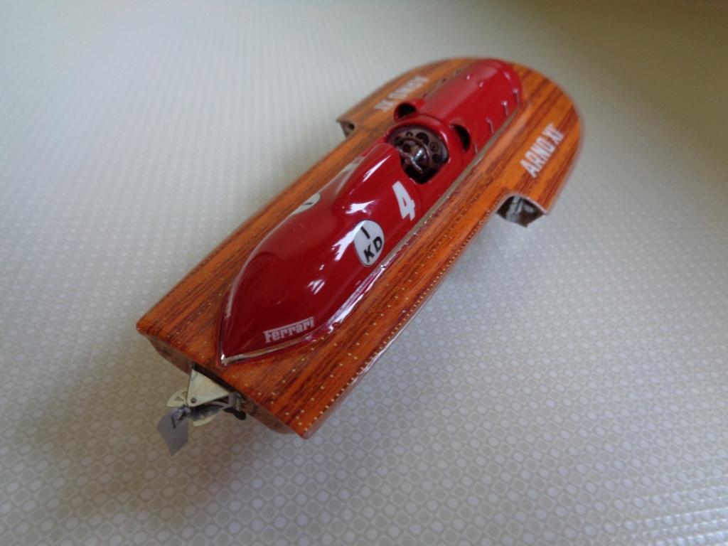 race boat ferrari kit provence moulage 36585010