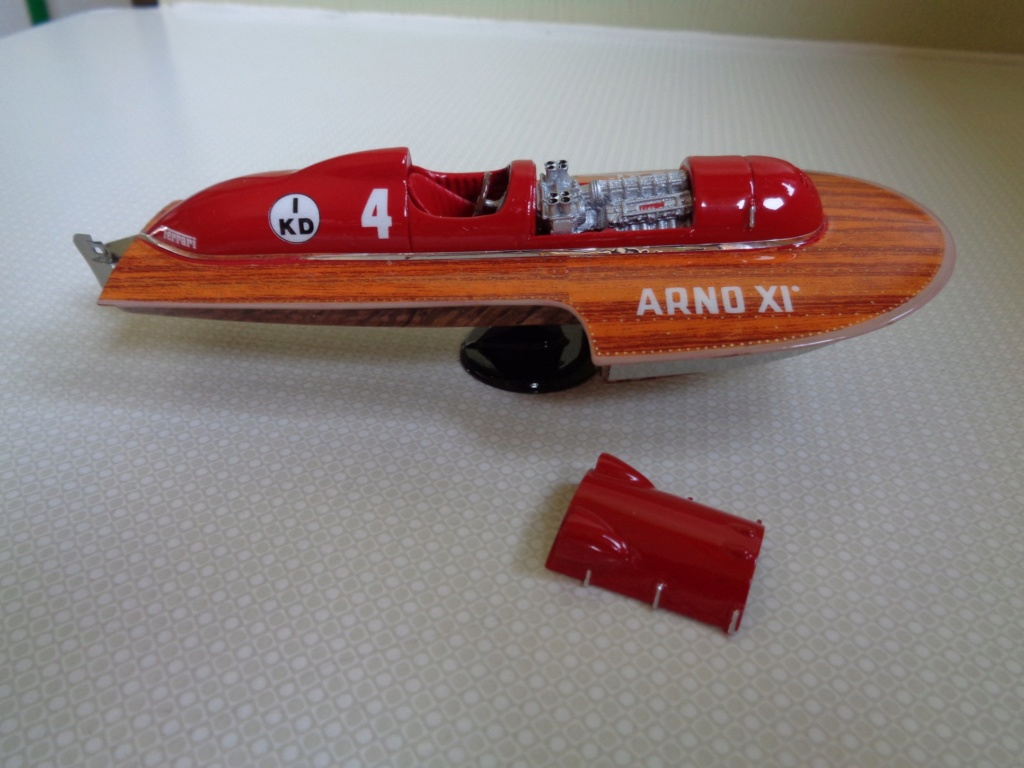race boat ferrari kit provence moulage 36660410