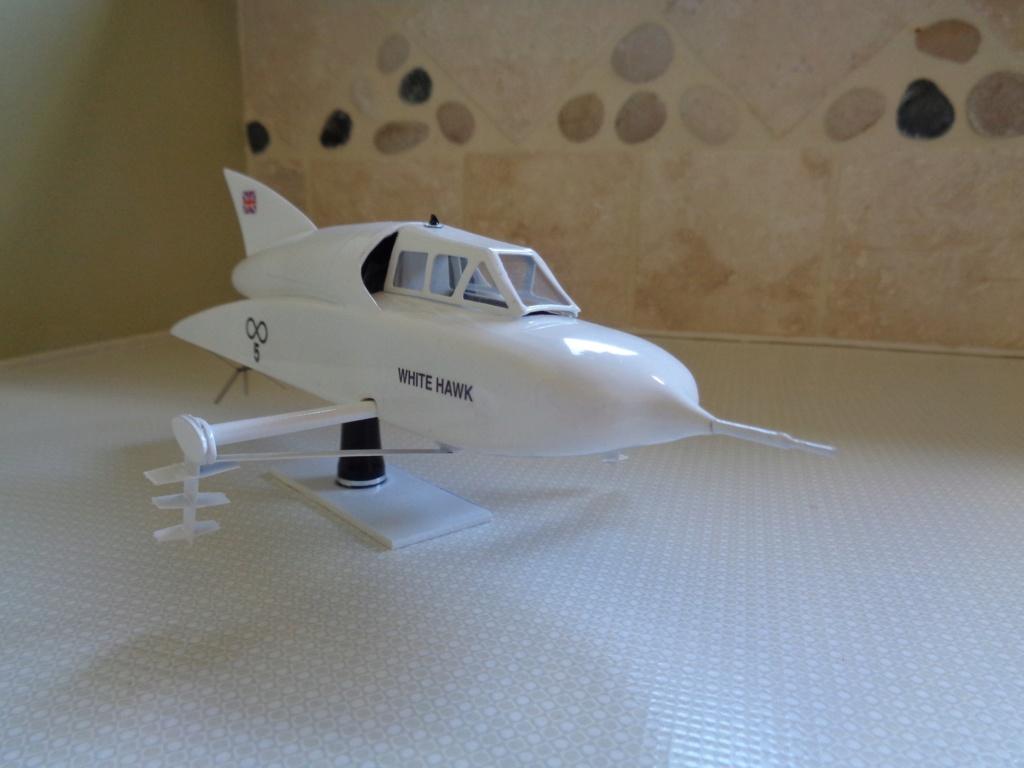 white hawk record boat kit touchwood models 37289210