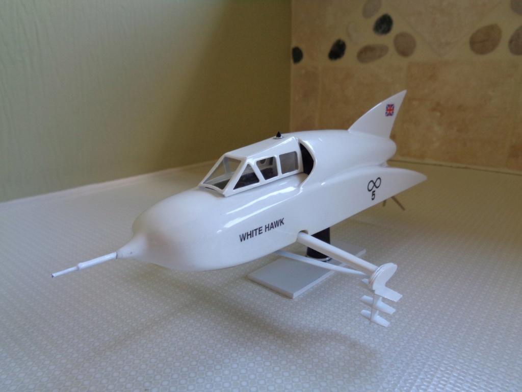 white hawk record boat kit touchwood models 37376110