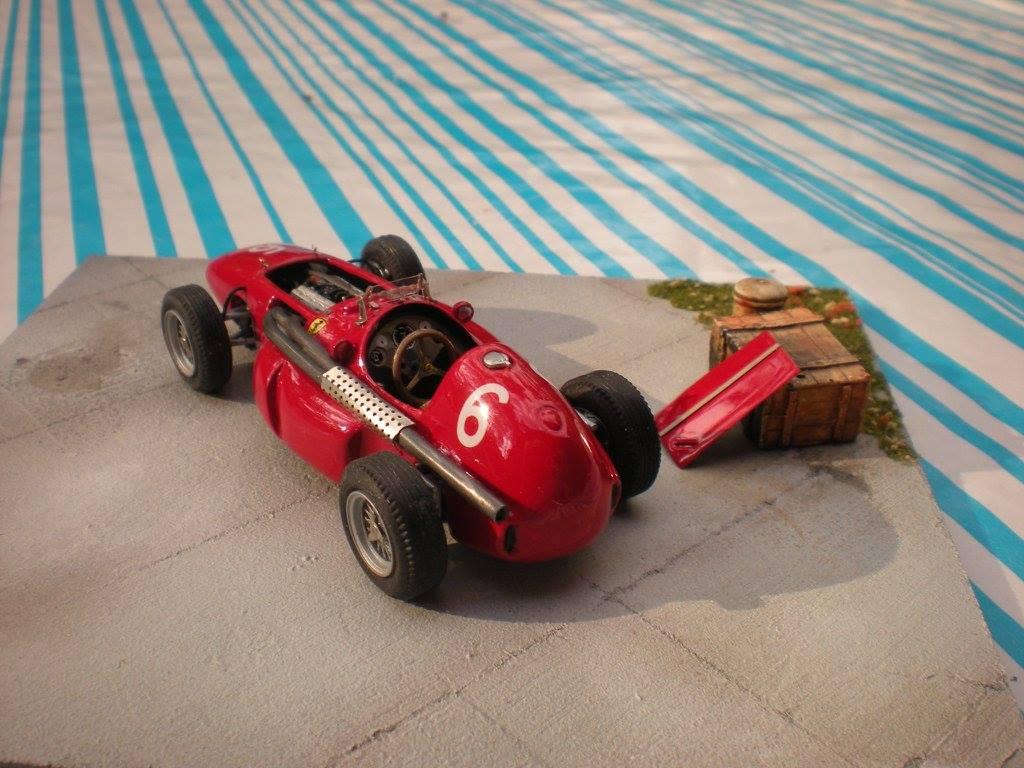 ferrari 555 supersqualo gp belgique 1955 kit mg models 714