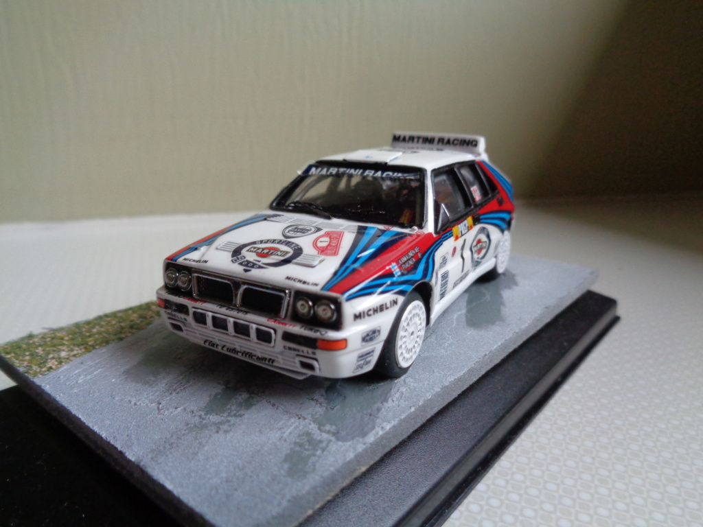 lancia delta hf integral evolution rally monte carlo 1992 kit racing 43 Dsc01357