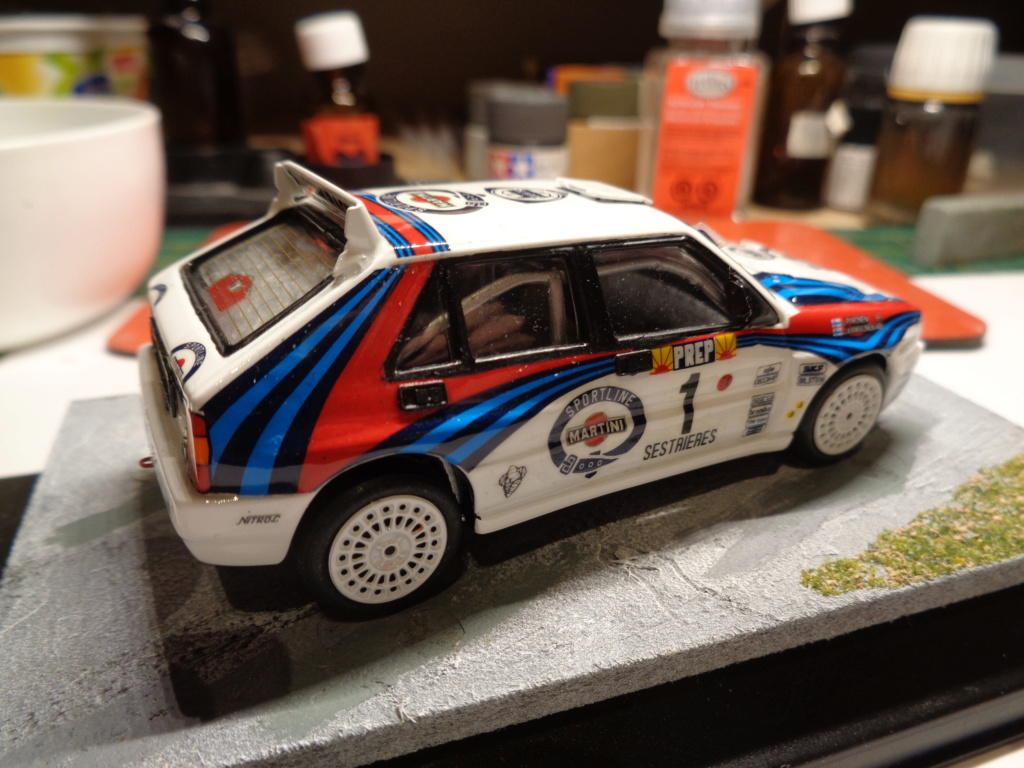 lancia delta hf integral evolution rally monte carlo 1992 kit racing 43 Dsc01358