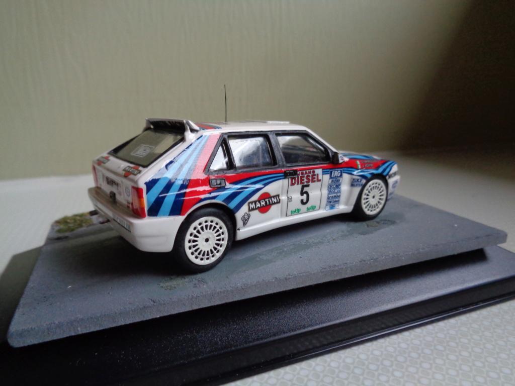 lancia delta  hf integral rally san remo 1992 kit racing 43  Dsc01367