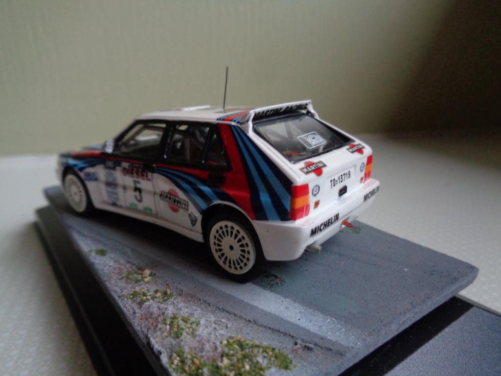 lancia delta  hf integral rally san remo 1992 kit racing 43  Dsc01368