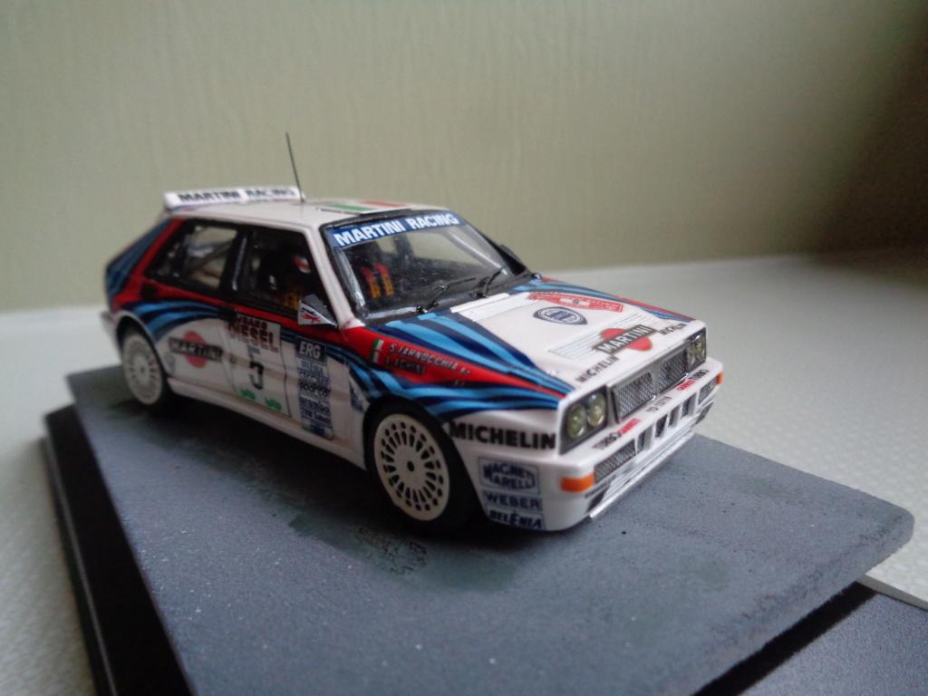 lancia delta  hf integral rally san remo 1992 kit racing 43  Dsc01369