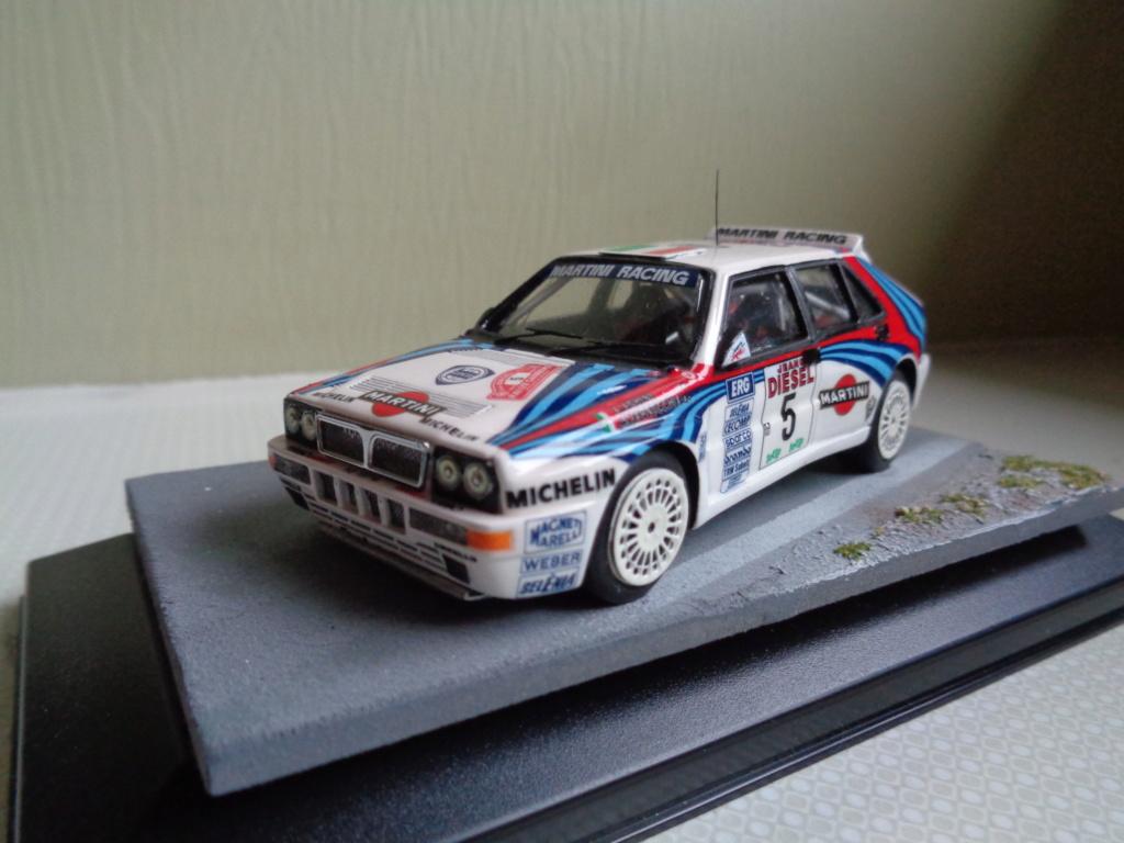 lancia delta  hf integral rally san remo 1992 kit racing 43  Dsc01370