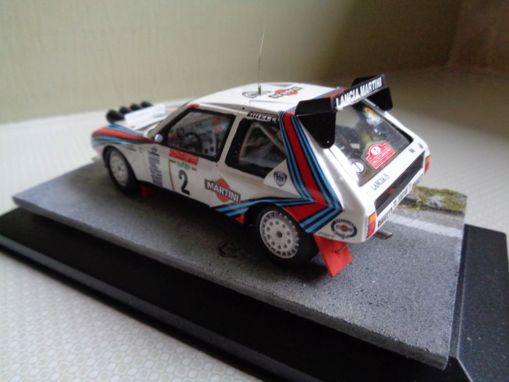 lancia delta s4 rally san remo 1986 kit racing 43 Dsc01371
