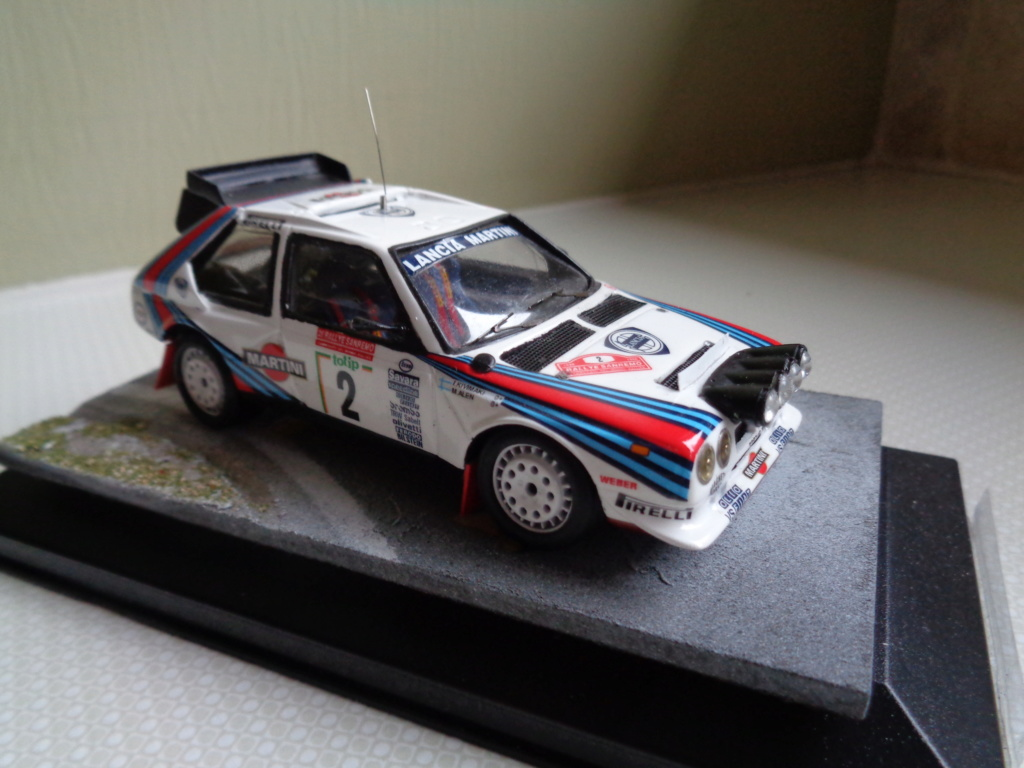 lancia delta s4 rally san remo 1986 kit racing 43 Dsc01372