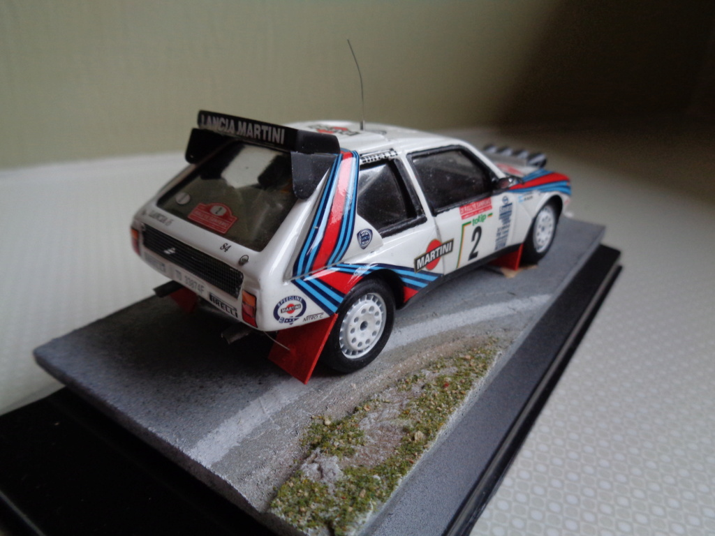 lancia delta s4 rally san remo 1986 kit racing 43 Dsc01373