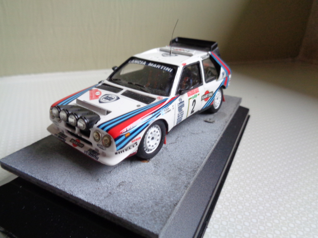 lancia delta s4 rally san remo 1986 kit racing 43 Dsc01374