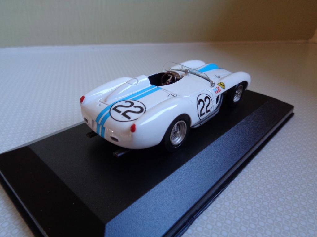 ferrari tr250  lm 1963 kit starter Dsc01447