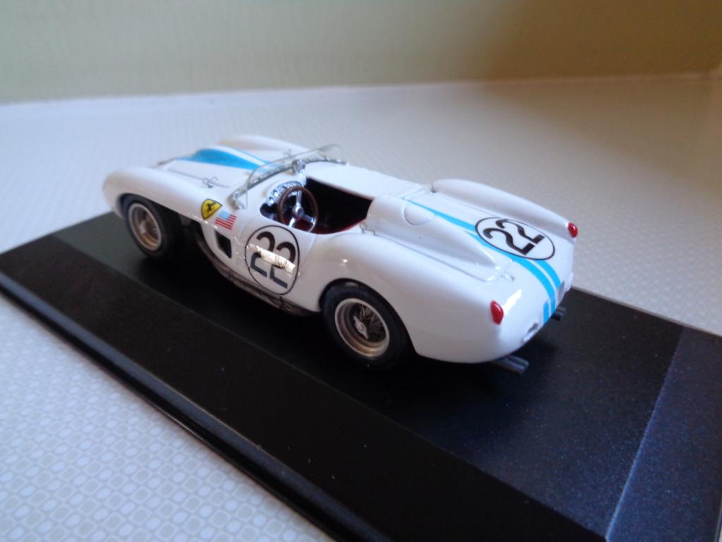 ferrari tr250  lm 1963 kit starter Dsc01449
