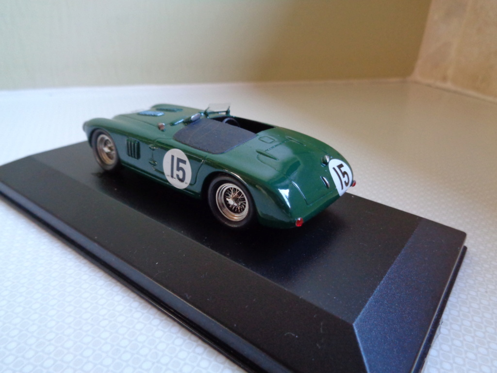 aston martin db3s 9h goodwood 1952 kit provence moulage Dsc01455