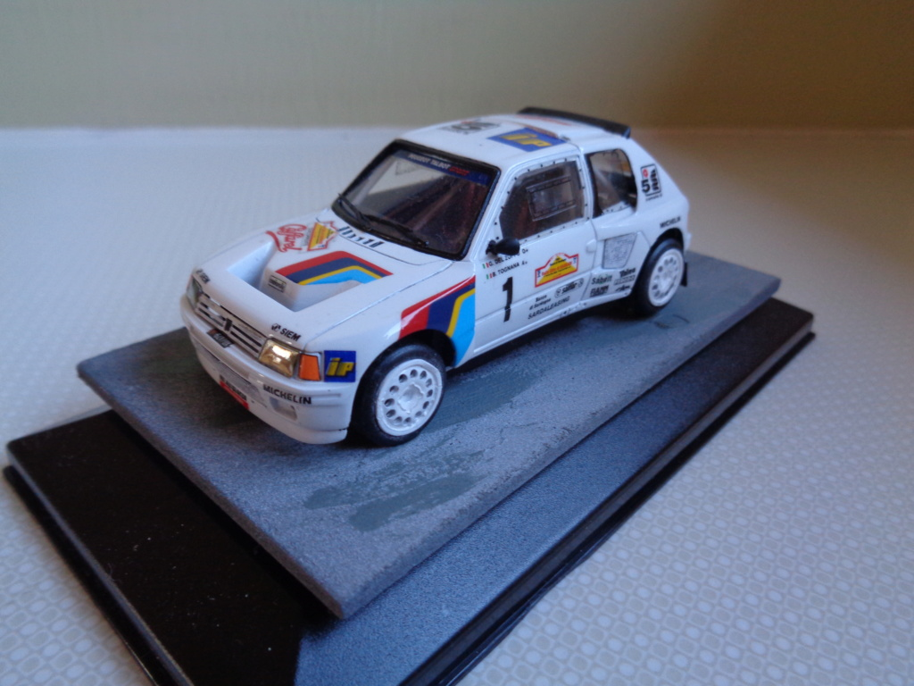peugeot 205t16 rally elbe 1986 kit racing 43 Dsc01475