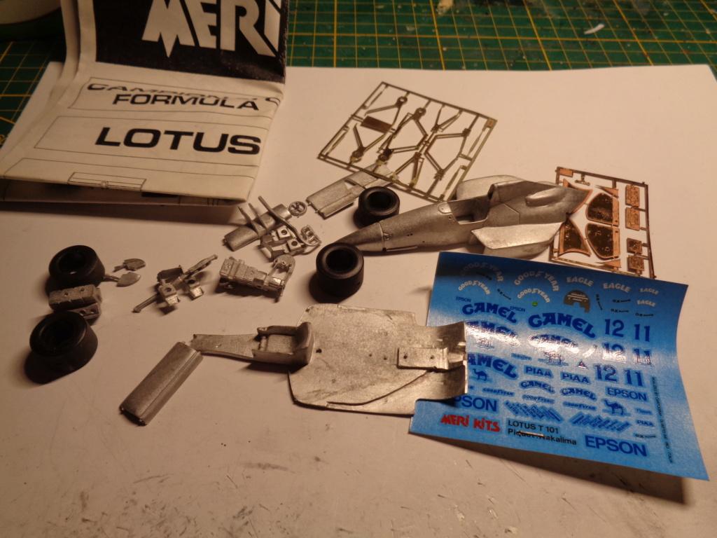 lotus j101 f1 1989 kit meri kits Dsc01814