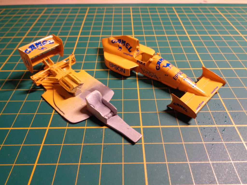 lotus j101 f1 1989 kit meri kits Dsc01935