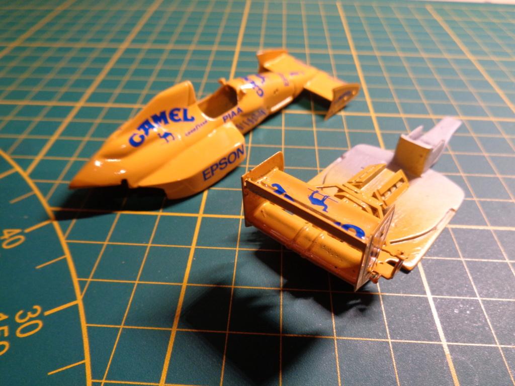 lotus j101 f1 1989 kit meri kits Dsc01936