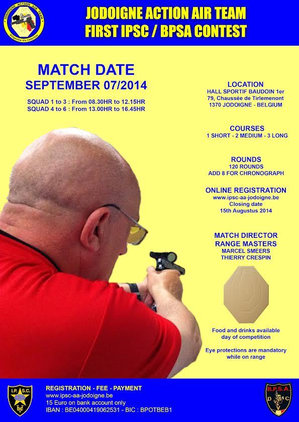 un match en Belgique Invita10