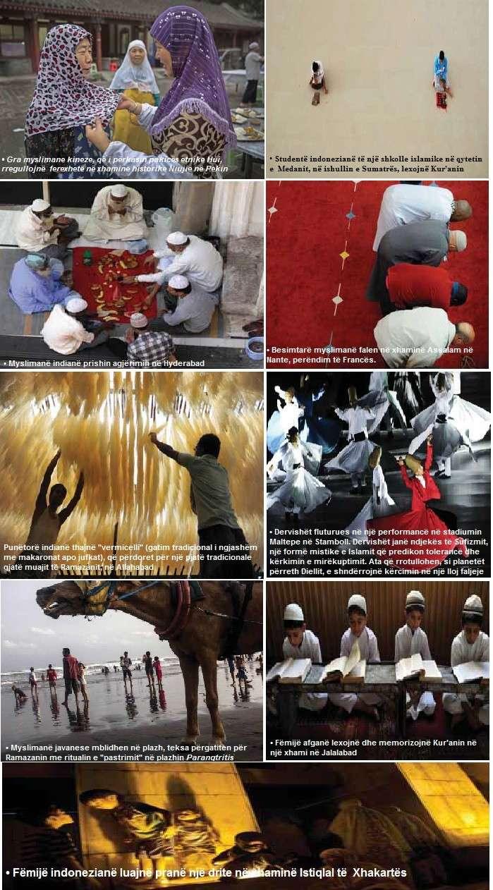 [Foto] Ramazani nëpër botë Ramaza10