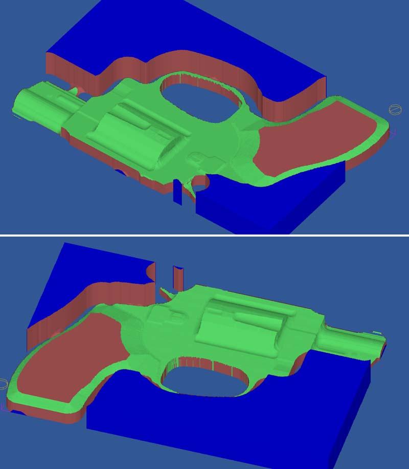 Profilage 3D 3810