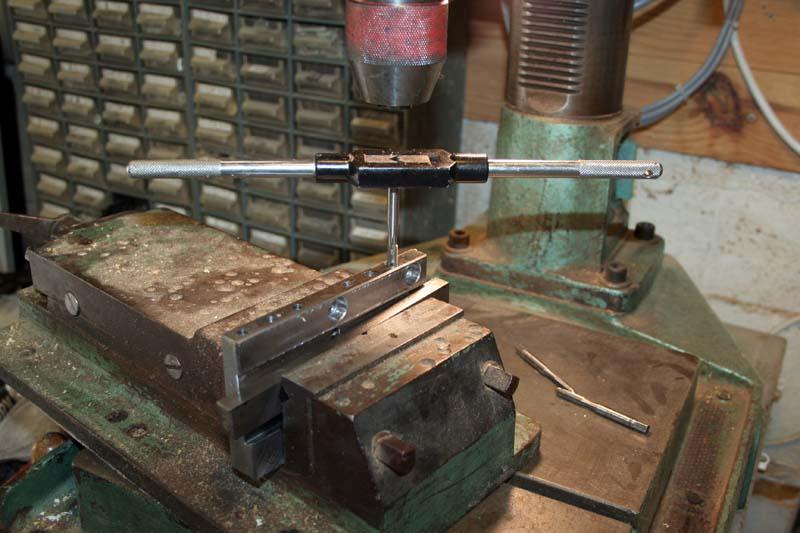 [Fabrication] Porte outil rapide pour CNc Po_aet20