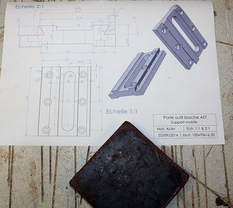 [Fabrication] Porte outil rapide pour CNc Po_bzt17