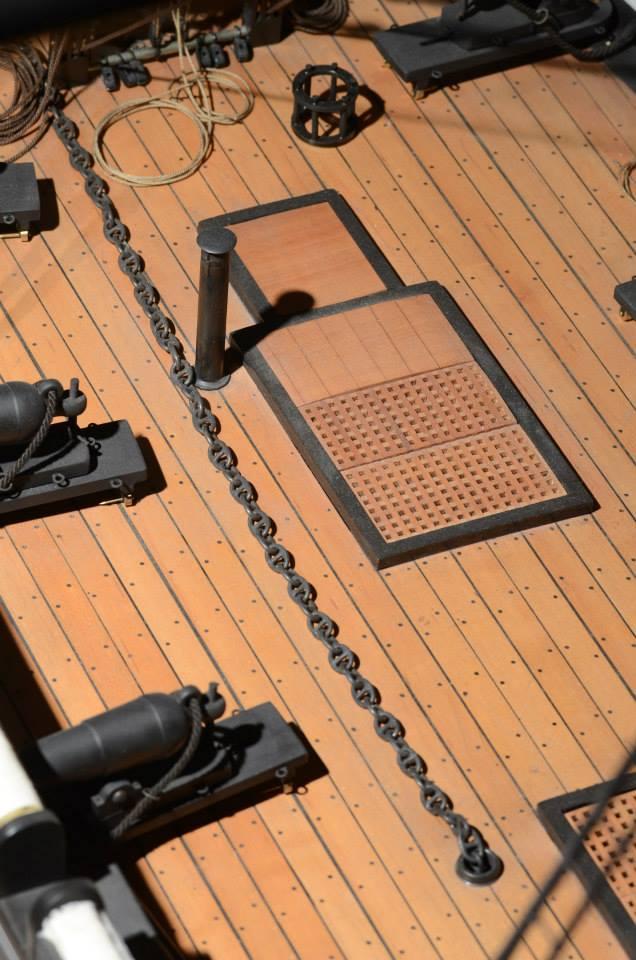 restauration une corvette aviso (1832-1840) - Page 3 10363711
