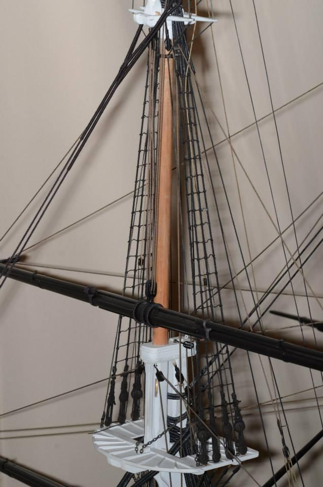 restauration une corvette aviso (1832-1840) - Page 3 10401311