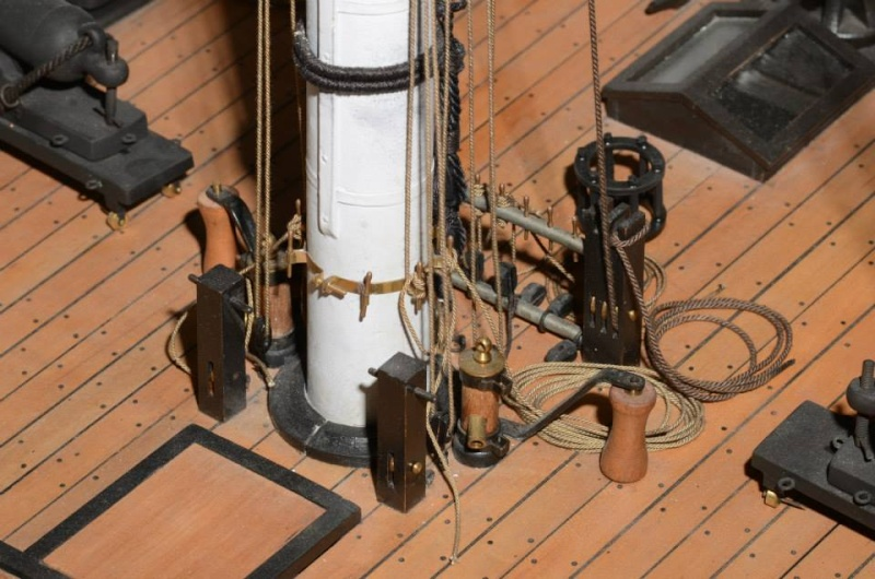 restauration une corvette aviso (1832-1840) - Page 3 10411712